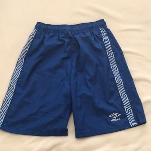 Small Umbro Soccer Shorts